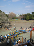 平塚総合運動場公園の滑り台